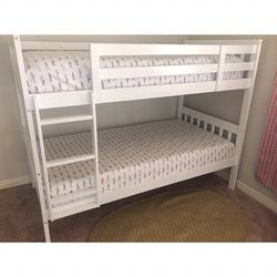 New!! Twin Bunkbed, Twin Bunk Bed, Bedroo Furniture, Twin Bed, for Sale in Phoenix,  AZ