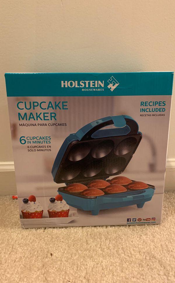 Brand new Holstein cupcake maker
