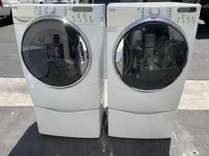 Kenmore Front Load Washer And Gas Dryer for Sale in Orange, CA