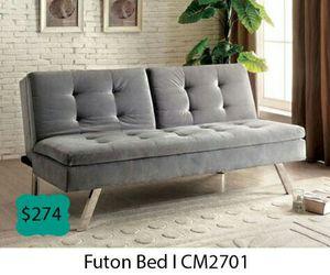 Futon sofa bed for Sale in Diamond Bar, CA