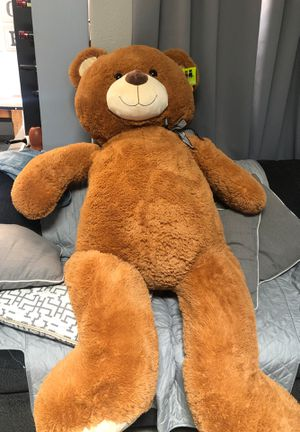 72 inch life size bear for Sale in Santa Maria, CA