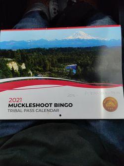 Muckleshoot Bingo for Sale in Auburn,  WA