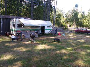 Camper travel trailer FleetWood wilderness $2500 obo for Sale in Portland, OR