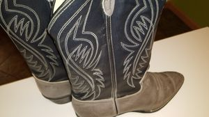 Men's, Cowboy boots, Bronco Brand, size 12d,almost new for Sale in St. Louis, MO
