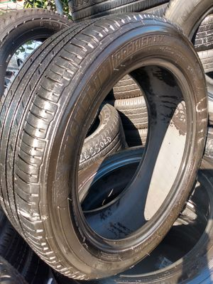 SET TIRES MICHELIN 235/55R20 $200 CASH for Sale in Cypress, CA