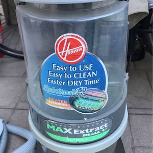 Hoover Carpet Up Rite Cleaner Max Extract for Sale in Yorba Linda, CA