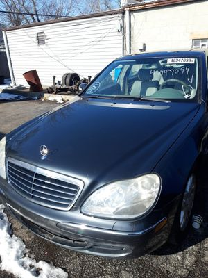 2003 mercedes s430 parts for Sale in Melrose Park, IL
