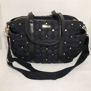 Rebecca Minkoff Marisa Quilted Studded Diaper Bag for Sale in Garden Grove, CA