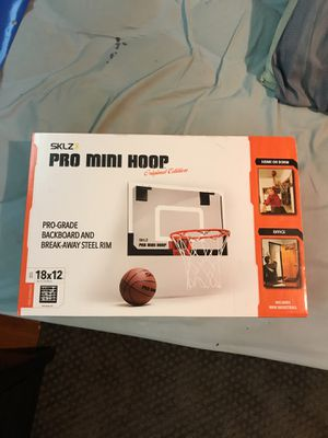 Pro mini hoop for Sale in St. Louis, MO