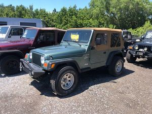 2000 Jeep Wrangler for Sale in Riverview, FL