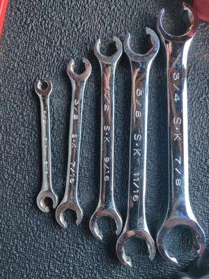 S-K line wrench set good shape for Sale in Longwood, FL