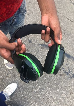 Turtle leach gaming headphones for Sale in Columbus, OH