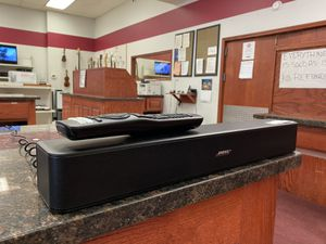 Bose solo 5 sound bar for Sale in Austin, TX