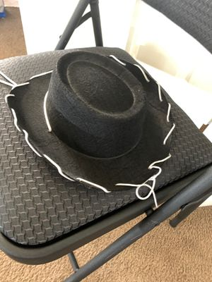 Little boys cowboy hat! Good for ages 1-4 for Sale in Concord, CA