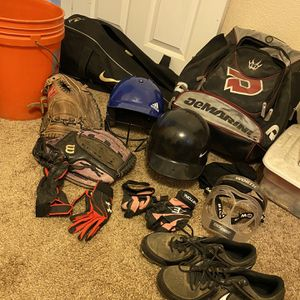 Baseball Gear for Sale in Perris, CA