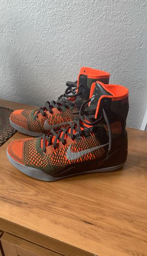 Kobe 9 Elite for Sale in Dubuque, IA