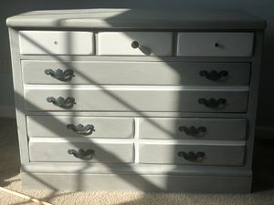 Refinished Ethan Allen Chest for Sale in Durham, NC