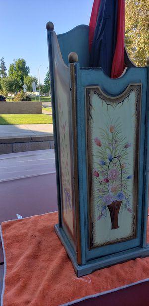 Vintage style umbrella box for Sale in Orange, CA