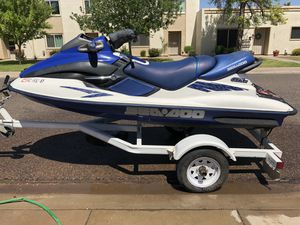 2002 SeaDoo Bombardier Gtx Rfi for Sale in Scottsdale, AZ