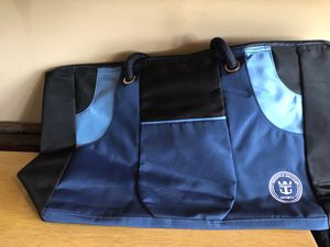 Royal Caribbean crown and anchor tote bag for Sale in Lemont, IL