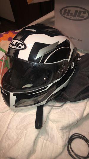 HJC Dot Motorcycle Helmet for Sale in Bartlesville, OK