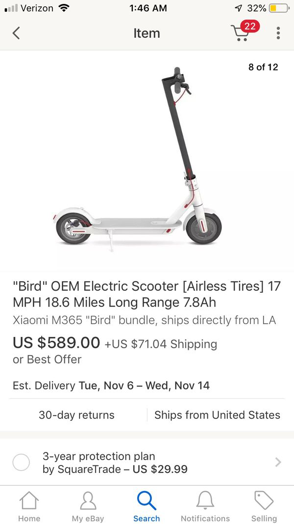 Xiaomi M365 Electric Scooter for Sale in Dallas, TX - OfferUp
