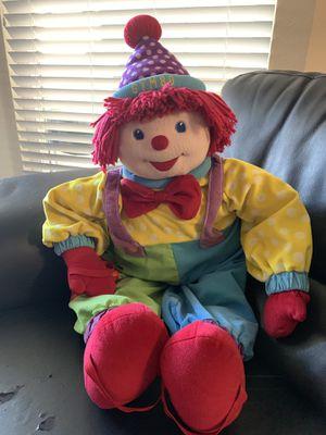 """36"""" Gymbo Clown for Sale in Pleasanton, CA"""
