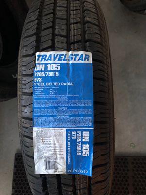 Tire P205/75R15 UN 105 brand new for Sale in Rancho Cucamonga, CA