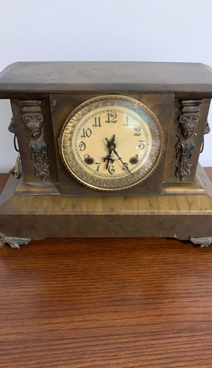 Antique Mantle Clock pre-1930s for Sale in Bardonia, NY