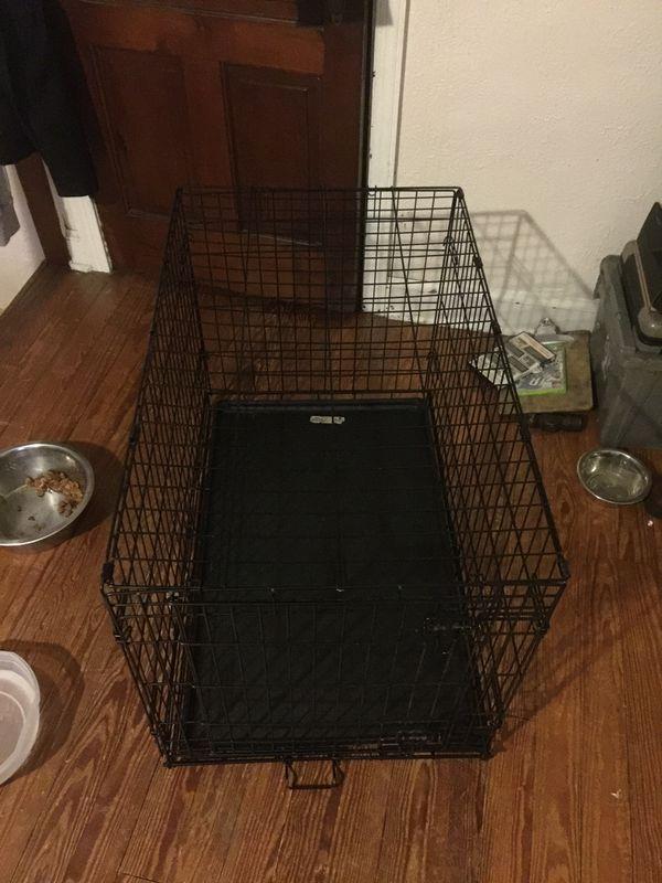 Medium/large dog cage