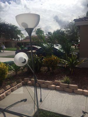 Floor lamp for Sale in Plantation, FL