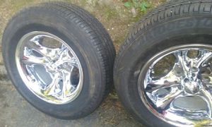 Tires and trailer tail hook for Sale in Hillsboro, OR
