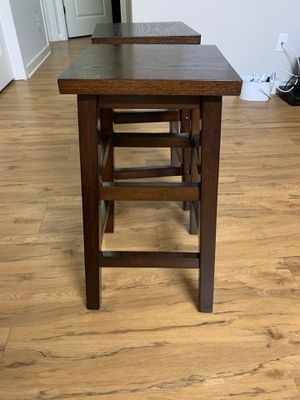 2 Stools for Sale in Chantilly, VA
