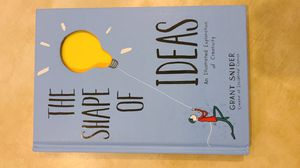 The Shape of Ideas book. Purchased in UK for Sale in Chandler, AZ
