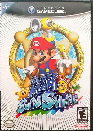 Super Mario Sunshine - Nintendo Gamecube for Sale in Tampa, FL