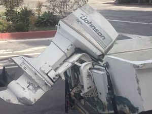 70 HP Johnson Outboard Motor for Sale in Long Beach, CA