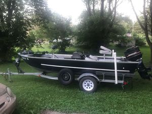 Fully loaded bass boat for Sale in Des Moines, IA