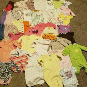 Newborn to 3 Month Girl Clothes for Sale in Broomfield, CO
