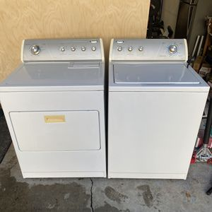 Whirlpool Washer And Dryer Works Great for Sale in Beaverton, OR