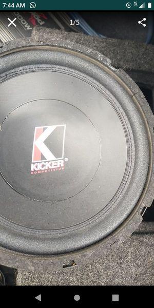 "10"" kicker for Sale in Imperial Beach, CA"