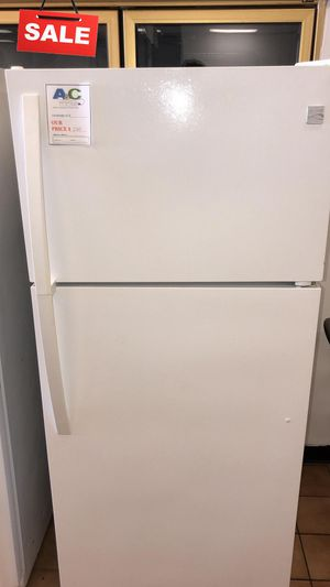 FIRST COME!!CONTACT TODAY! Refrigerator Fridge Kenmore Working Condition #1471 for Sale in Silver Spring, MD