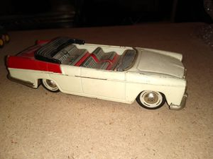 Vintage tin toy car MG magnette collectible for Sale in Tempe, AZ