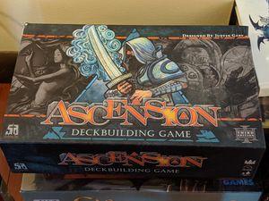 Ascension deckbuilding board game new for Sale in Brunswick, OH