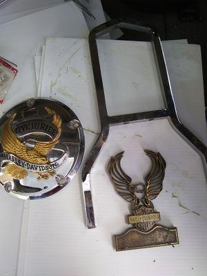 Harley Davidson emblems for Sale in Austin, TX