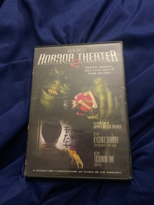 Horror Theater 2 Movie DVD for Sale in Brooklyn, NY