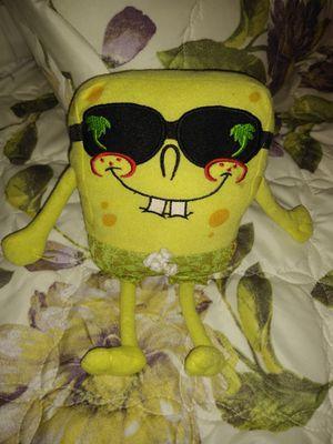 Spongebob plushie for Sale in Colton, CA