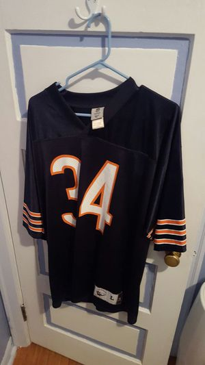 Large Chicago Bears Walter Payton jersey Vintage collection for Sale in Seattle, WA