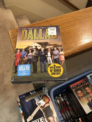Dallas The Complete First Season DVD Brand New Factory Sealed tv series one 1 s1 for Sale in Buena Park, CA