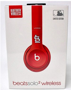 St. Louis Cardinals Beats By Dre Solo Wireless 2 MLB Edition for Sale in St. Louis, MO