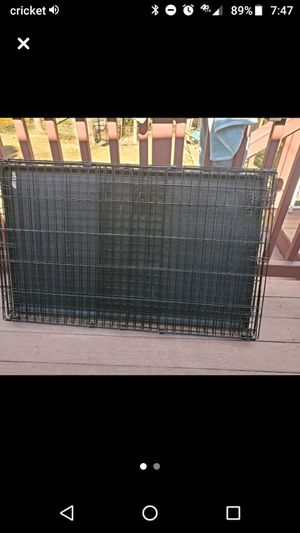 Large Dog Crate Kennel for Sale in Alexandria, VA